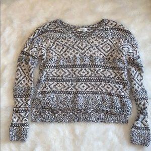 SUPER soft abercrombie sweater